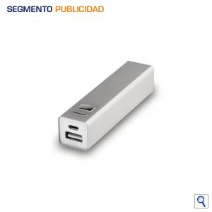 POWER BANK ALUMINIO